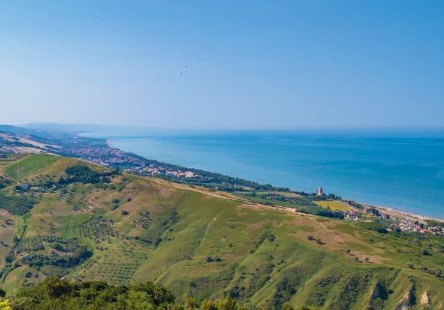 De nouvelles propriétés dans la région des Abruzzes